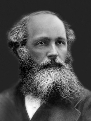 Figura 1 - James Clerk Maxwell.